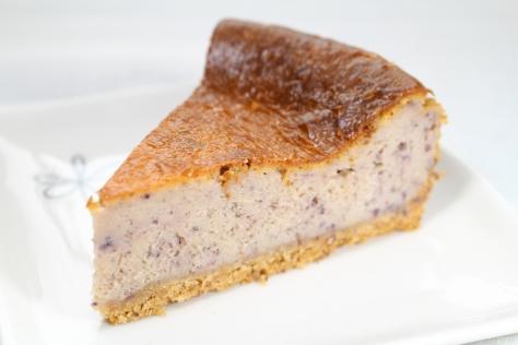 ブルーベリーチーズケーキ2