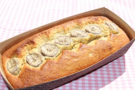 バナナのパウンドケーキ1