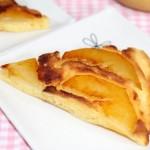 梨のパンケーキ
