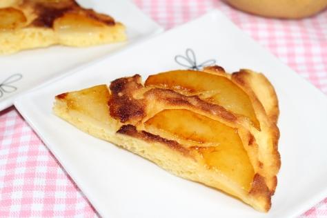 梨のパンケーキ2